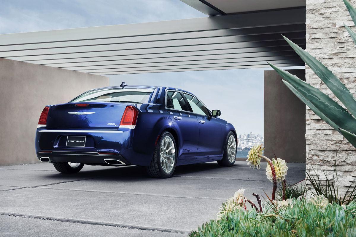 2021 Chrysler 300 Srt8 Speed Test