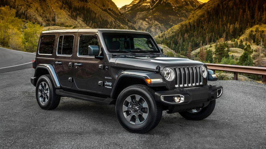 Jeep anuncia el nuevo Wrangler Unlimited V6 EcoDiesel - Motor es