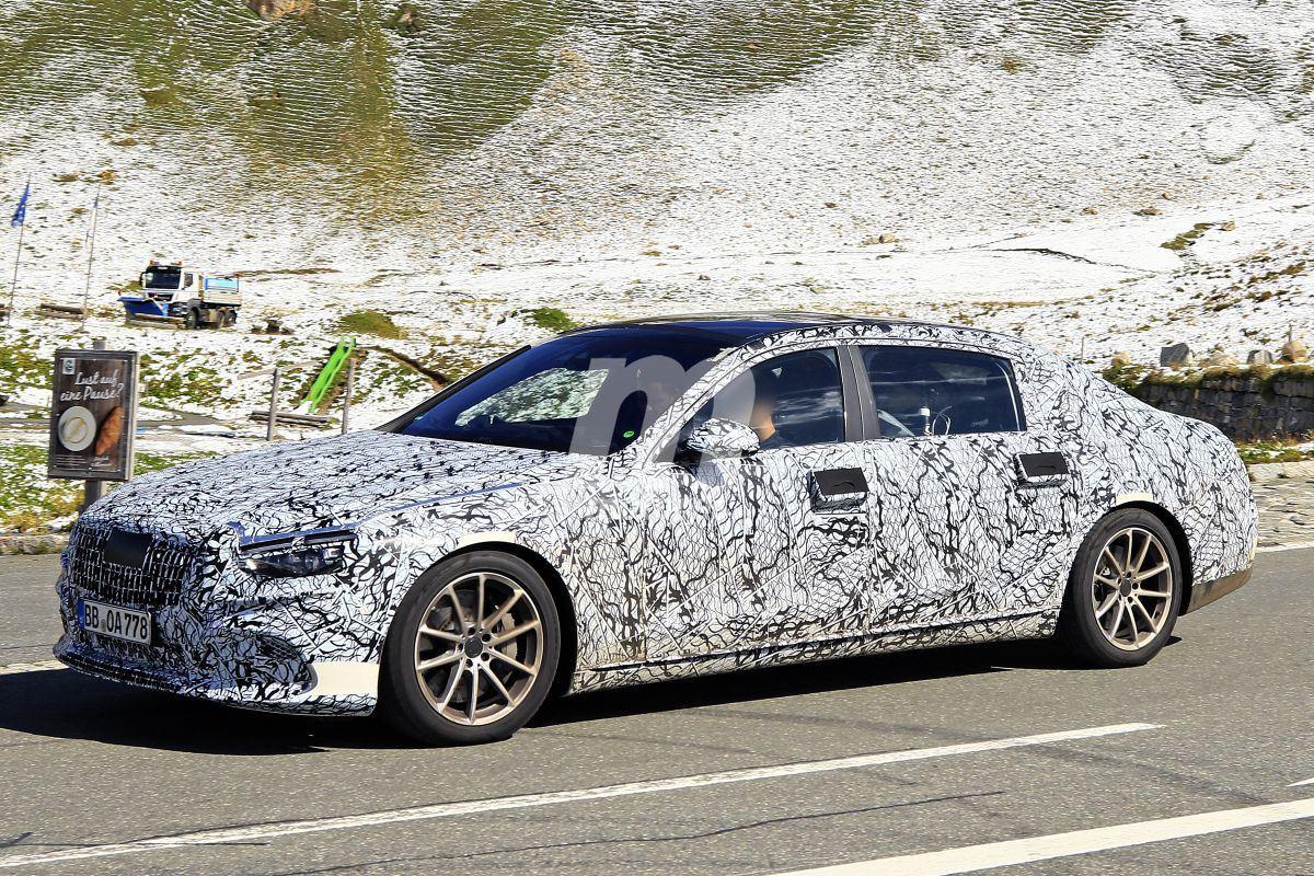 El Mercedes Maybach Clase S 2021 Se Pasea Con Su Configuración Definitiva Motor Es