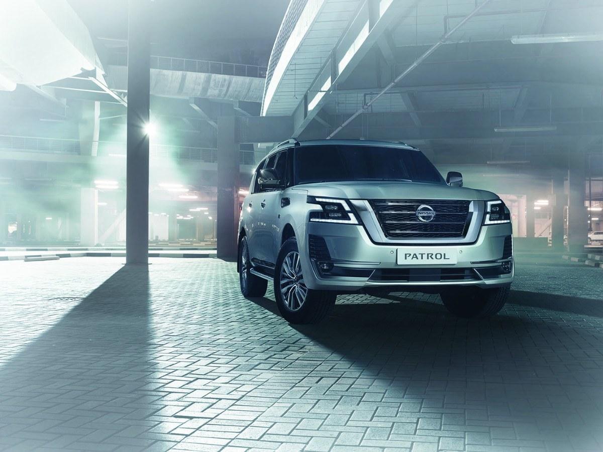 El renovado Nissan Patrol 2020 ya es oficial - Motor.es
