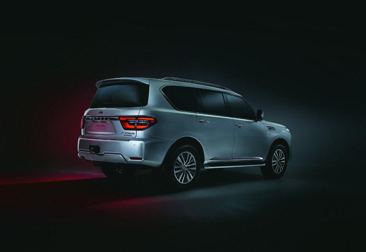 2021 Nissan Patrol Diesel Specs and Review