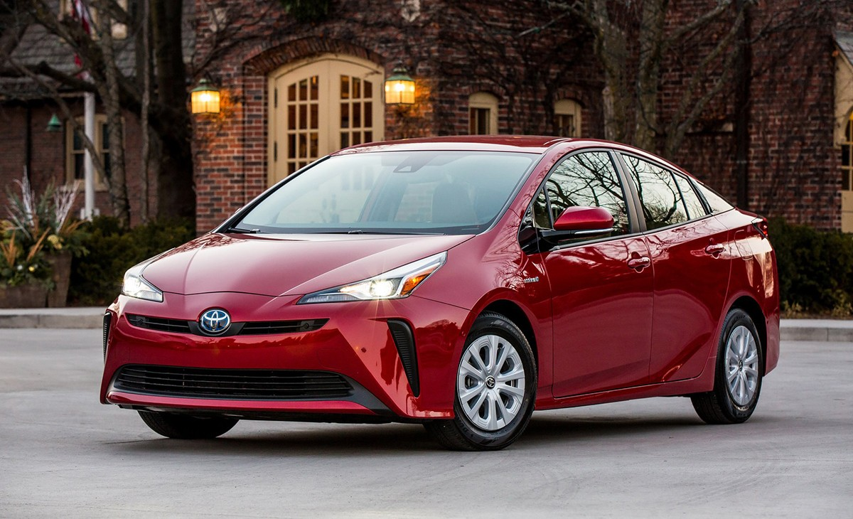 2020 Toyota Prius Pictures Model