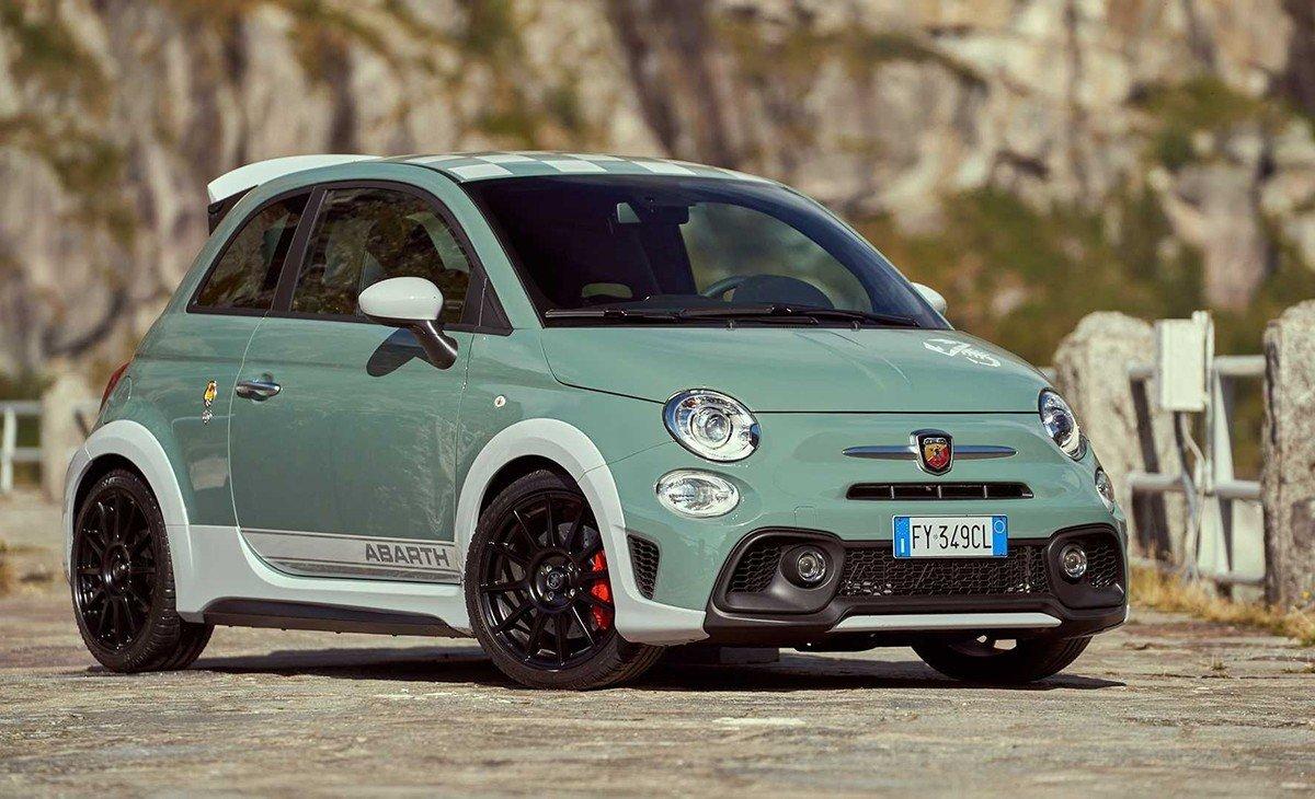 2020 Fiat 500 Abarth History