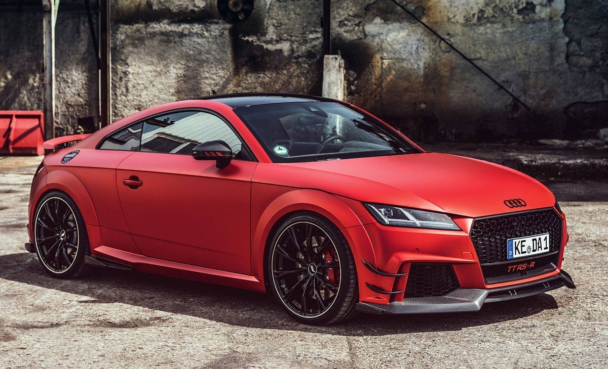 2021 Audi Tt Rs Concept
