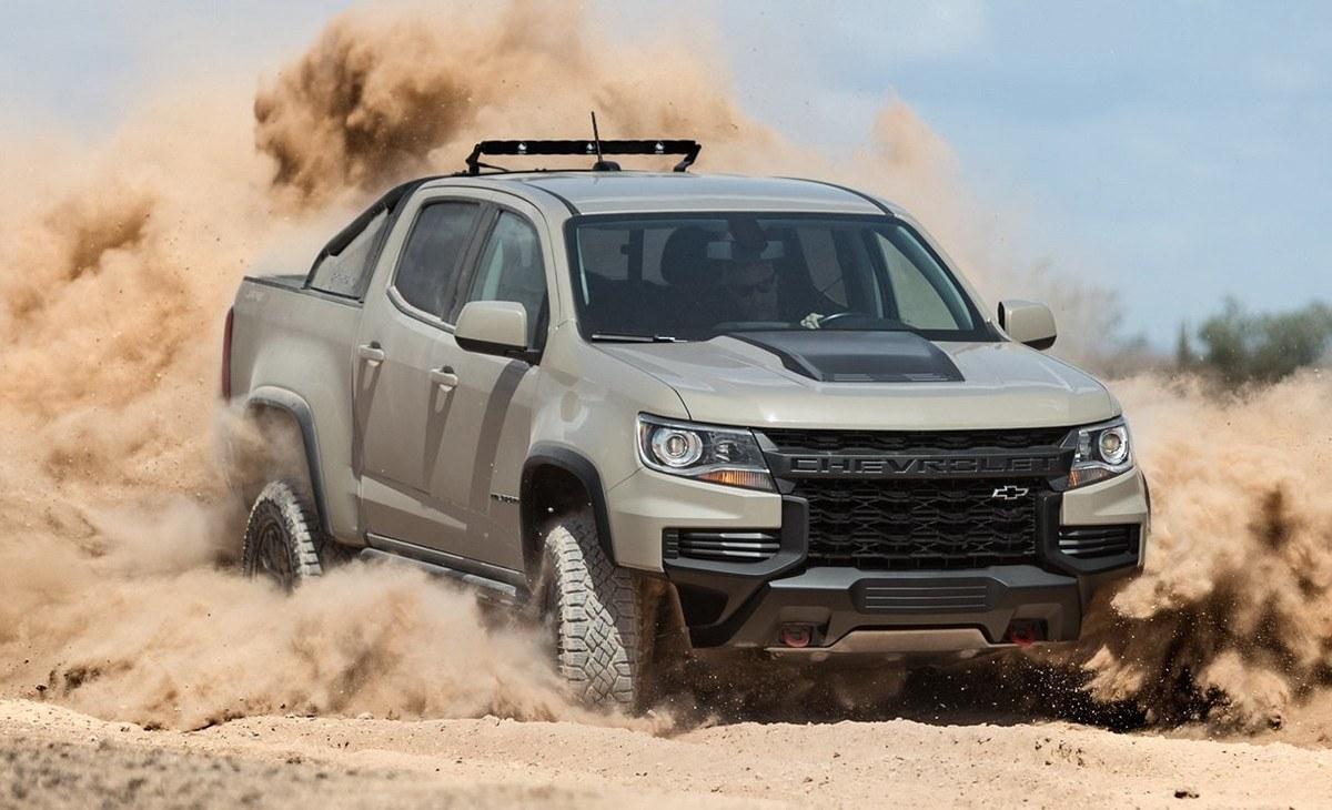 Chevrolet Colorado ZR2 2020