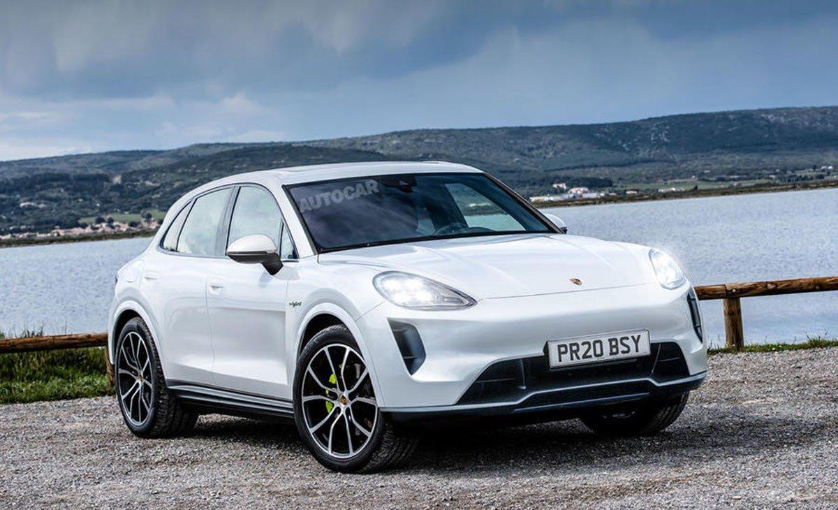 2021 Porsche Macan Turbo Spesification