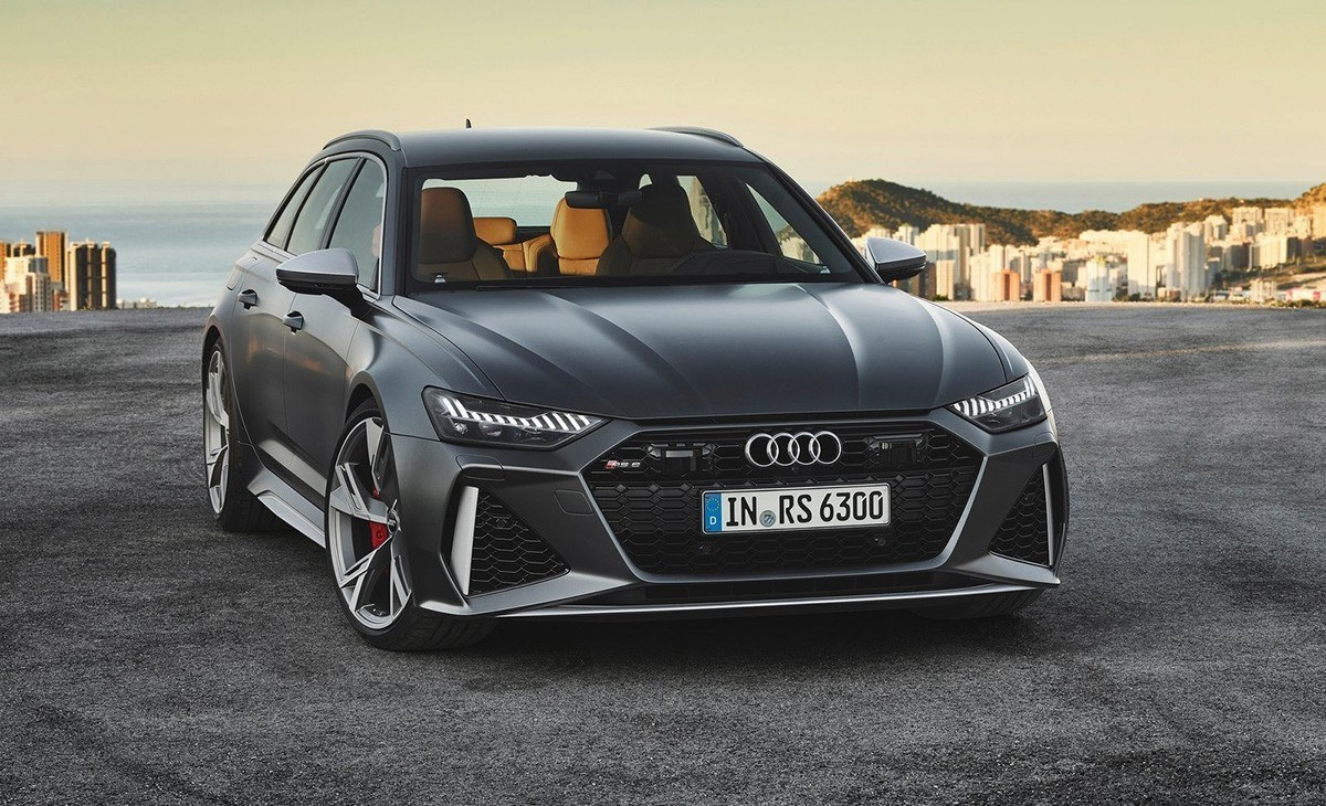2020 Audi S6 New Review