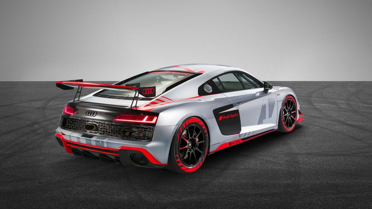 El Audi R8 LMS GT4 renueva su imagen de cara a la temporada 2020