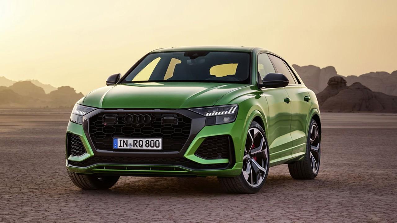 Audi Rs Q8 Una Autentica Bestia Sobre Ruedas Motor Es