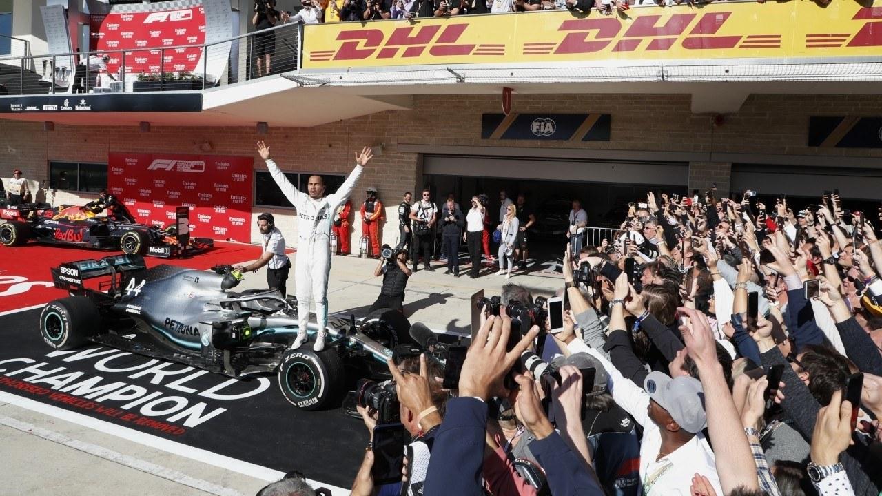 La historia del campeón del mundo de F1 2019: Lewis Hamilton - Motor.es