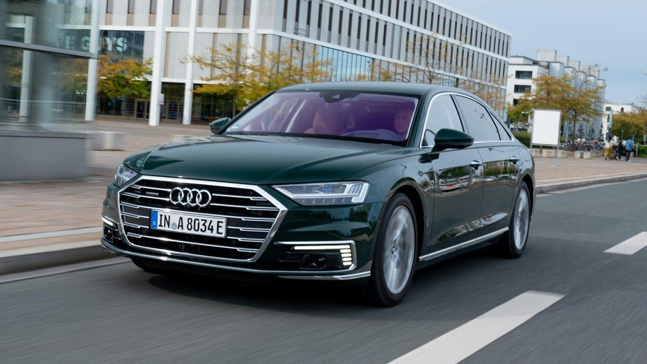 Audi A8 Price, Design and Review
