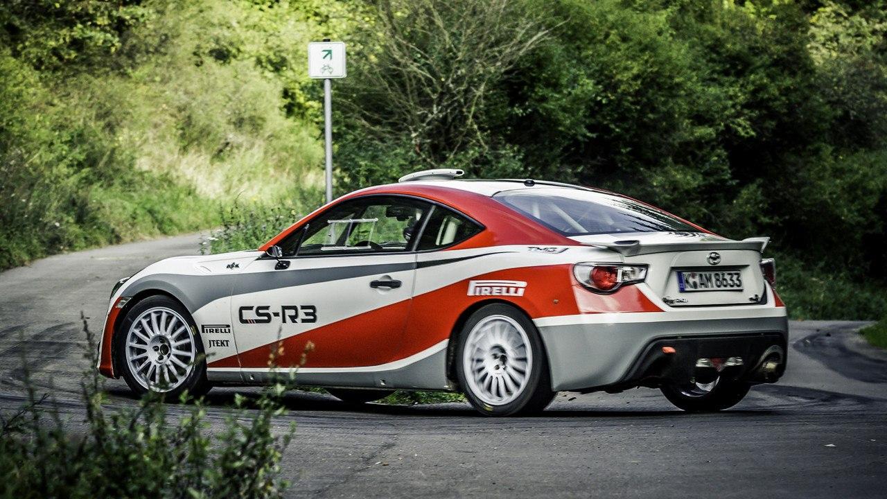 El Toyota Yaris GR4 verá la luz en el Rally de Australia del WRC