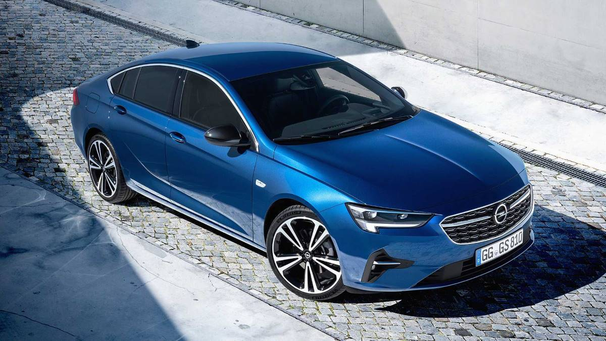 2020 New Opel Insignia Pricing