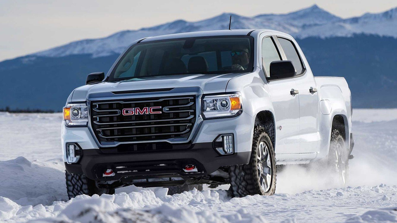 2020 Gmc Canyon Diesel Images
