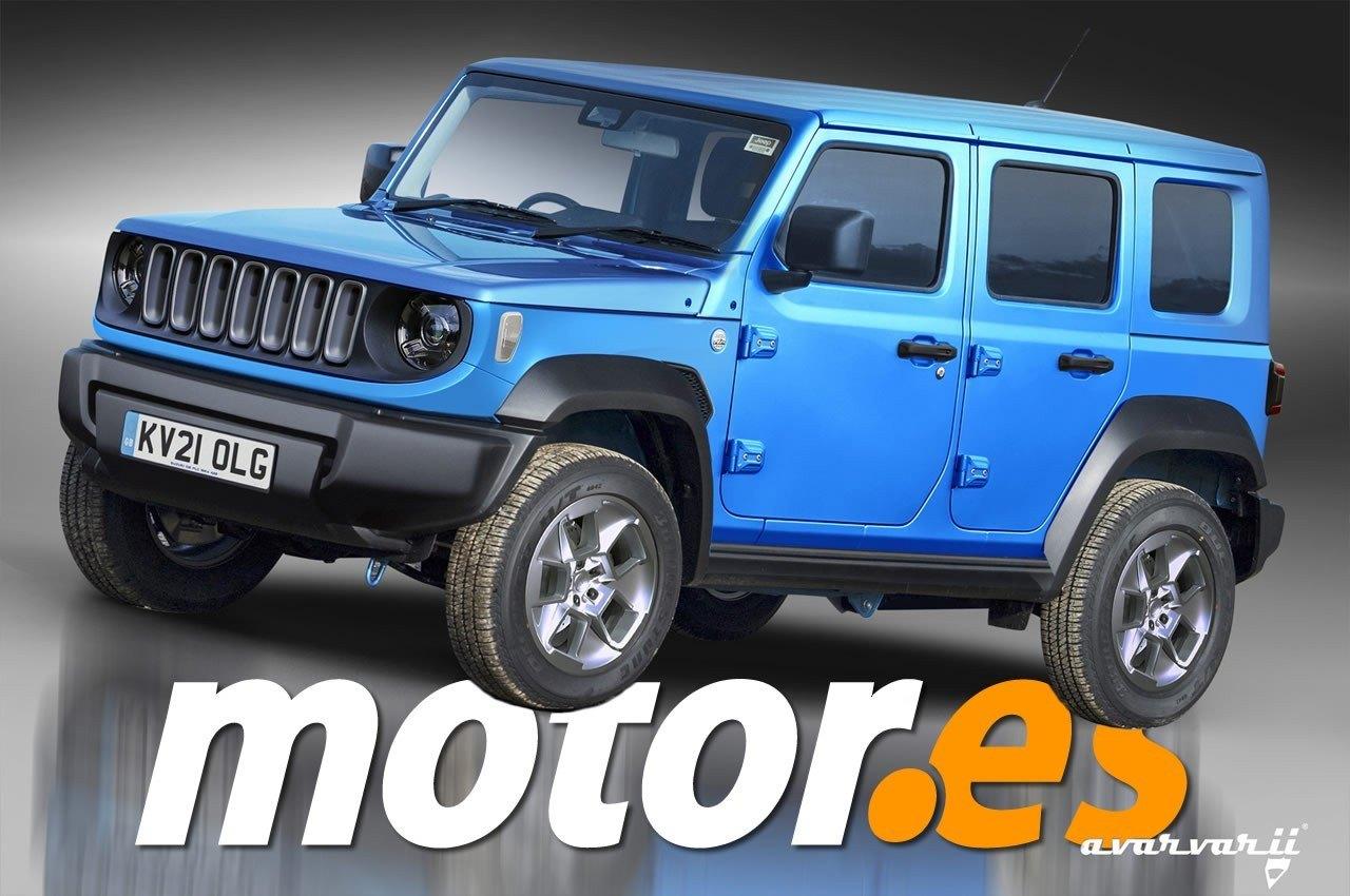 2021 Suzuki Jimny Price, Design and Review