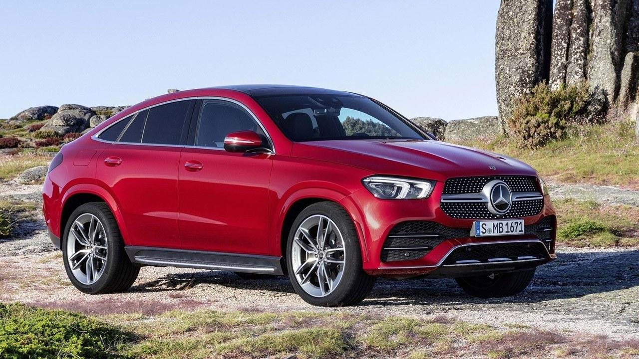 Precios Del Mercedes Gle Coupe 2020 El Renovado Suv Llega A Espana Motor Es
