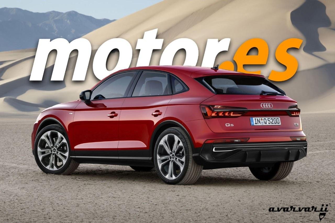 Audi Q5 Sportback La Sorpresa Temida Por El Bmw X4 Y Mercedes Glc Coupe Motor Es