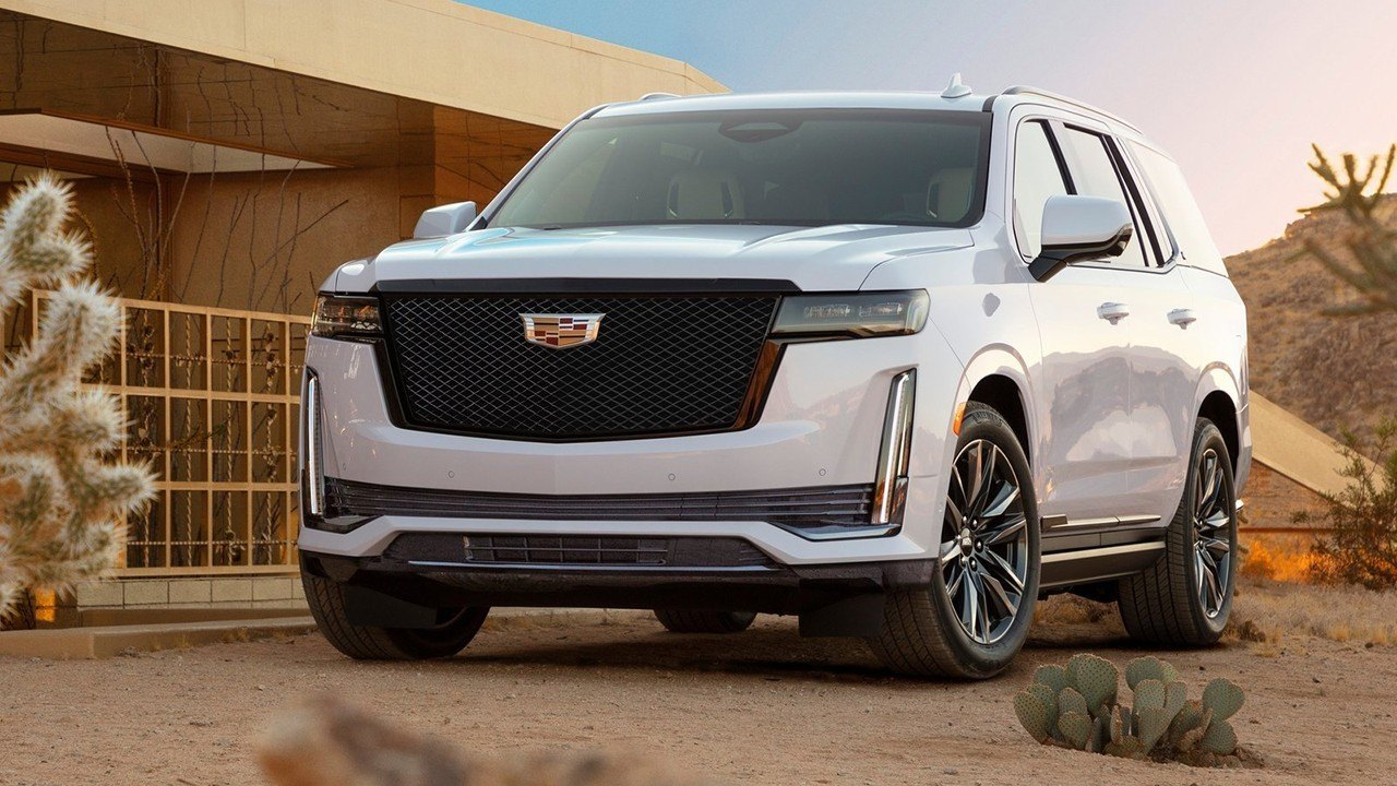 2021 Cadillac Escalade Vsport Review and Release date