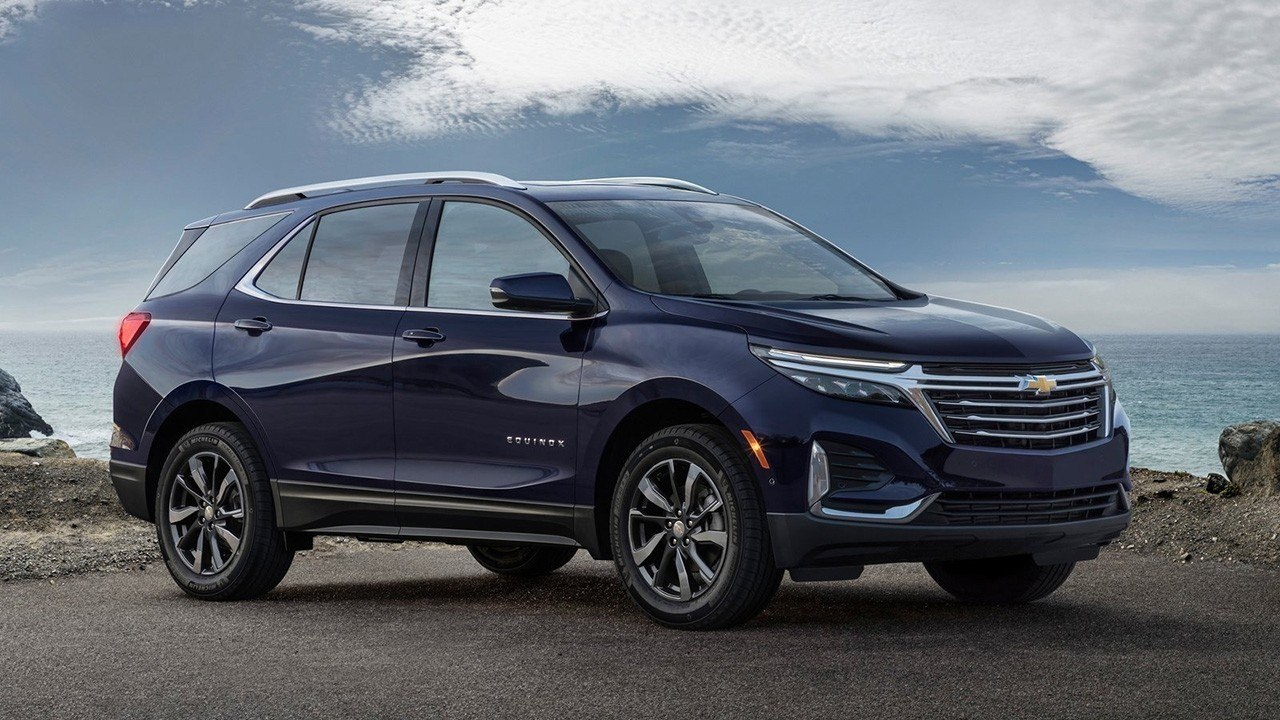 2021 All Chevy Equinox New Review