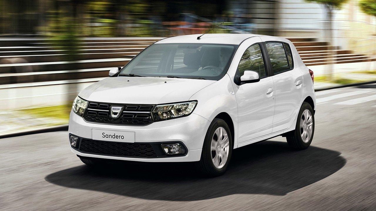 Dacia Sandero City +, una serie limitada para Francia cargada de  equipamiento - Motor.es