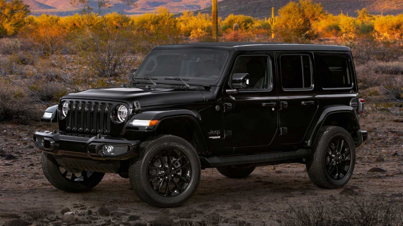 2021 Jeep Wrangler Unlimited Release Date and Concept