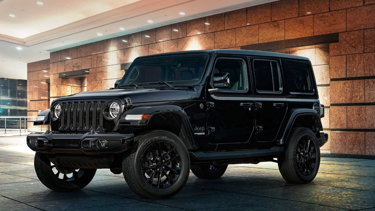 2021 Jeep Wrangler Unlimited Performance and New Engine