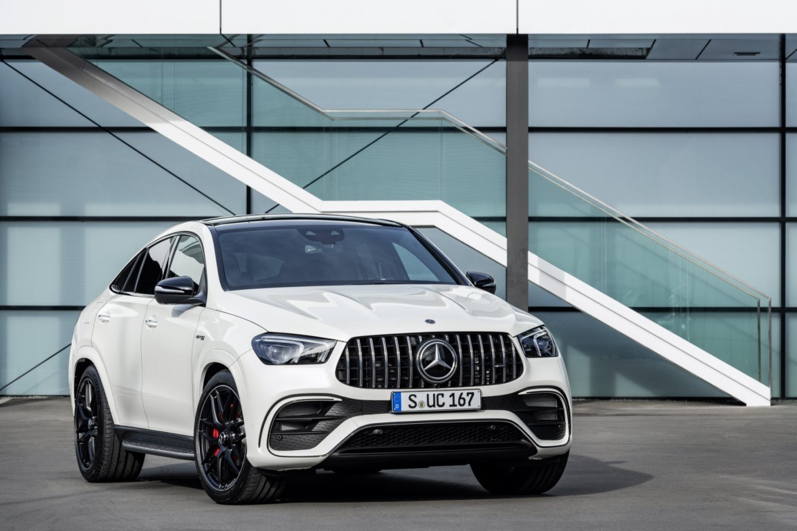 2021 Mercedes Gle Coupe Price and Review