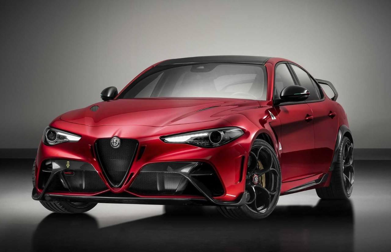 2021 Alfa Romeo Giulietta Style