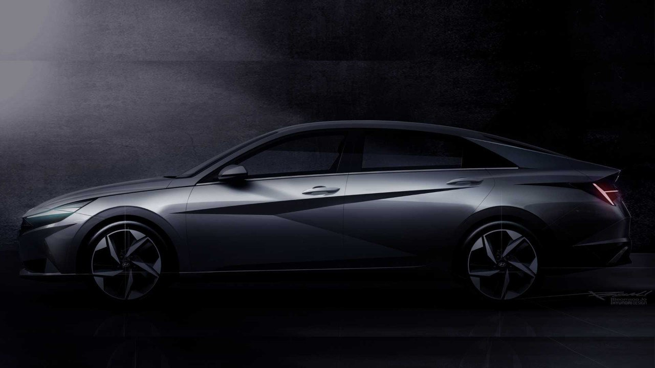 2021 Hyundai Elantra Sedan Overview