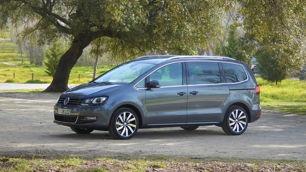 2020 VW Sharan First Drive