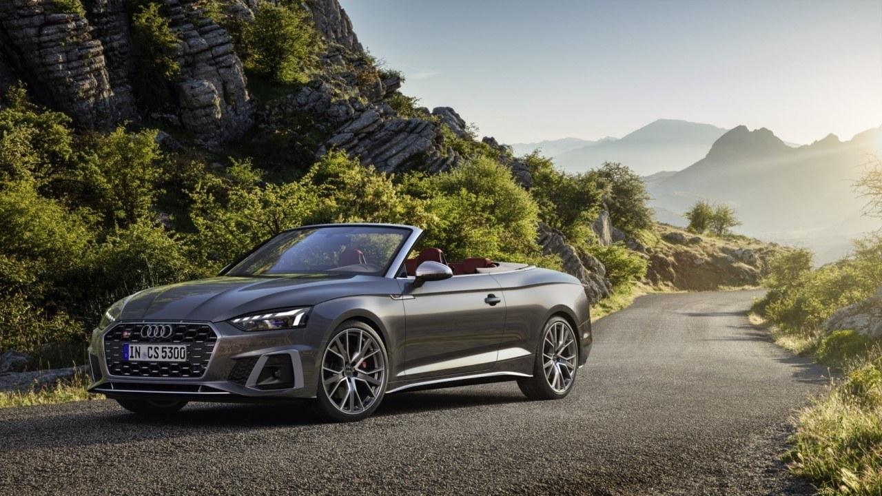 El Audi S5 Cabrio 2020 Llegara A Finales De Primavera Con Motor De Gasolina Tfsi Motor Es