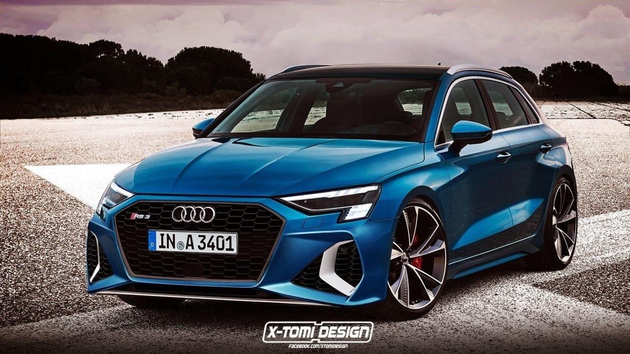 2021 Audi Sport Quattro Performance