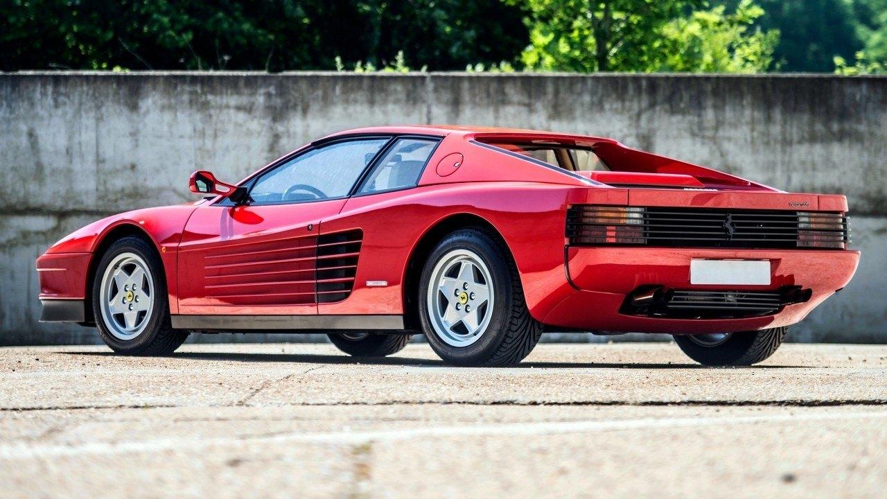 La Historia Del Ferrari Testarossa Motor Es