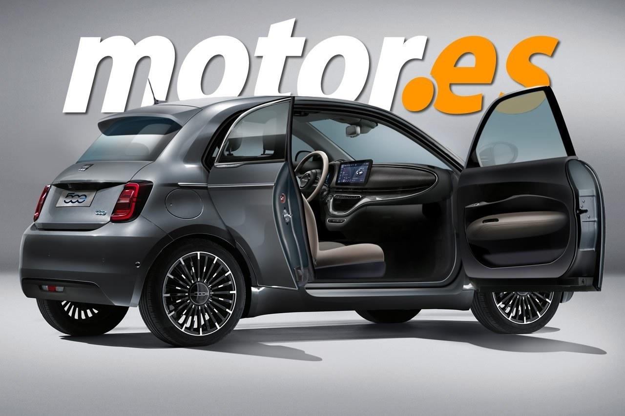 2021 Fiat 500L Wallpaper