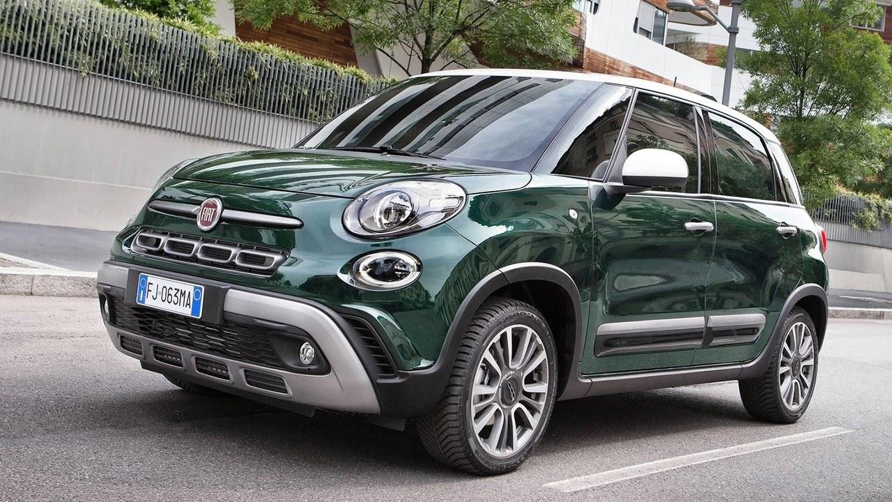 2021 Fiat 500L Spesification