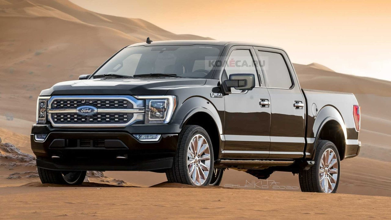 2021 Ford 150 History