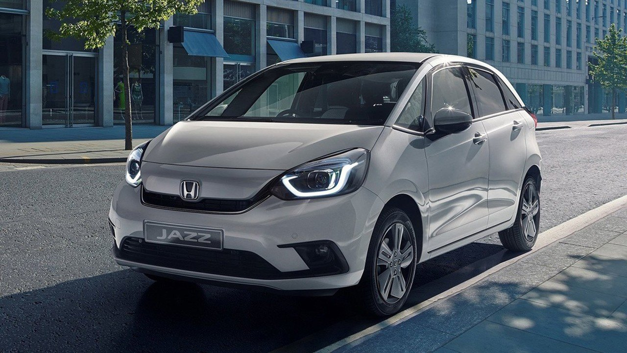 2021 Honda Jazz Specs