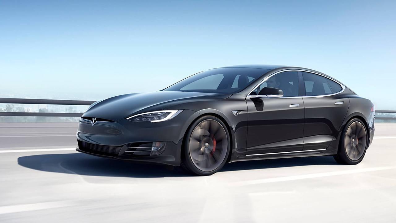 2020 Tesla Model S Exterior