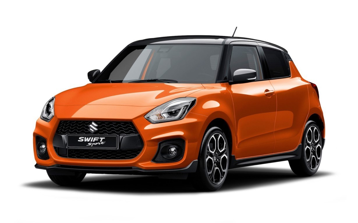 2020 New Suzuki Swift Sport Configurations