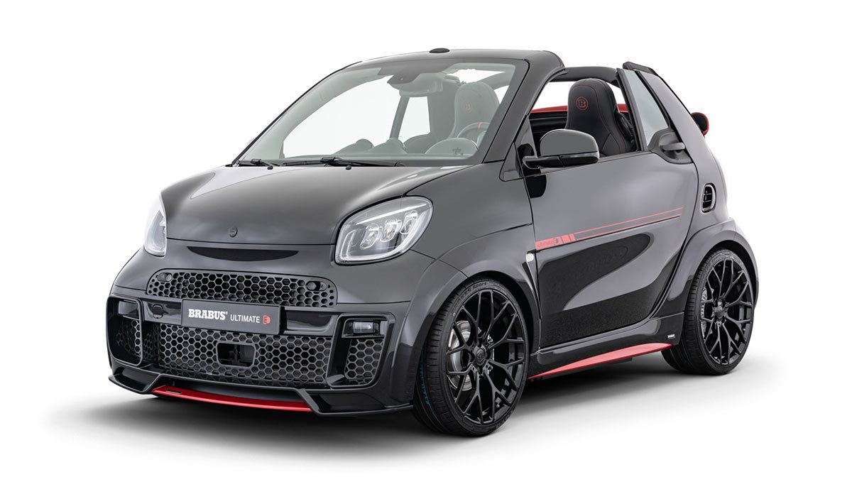 2021 Smart Fortwo Engine