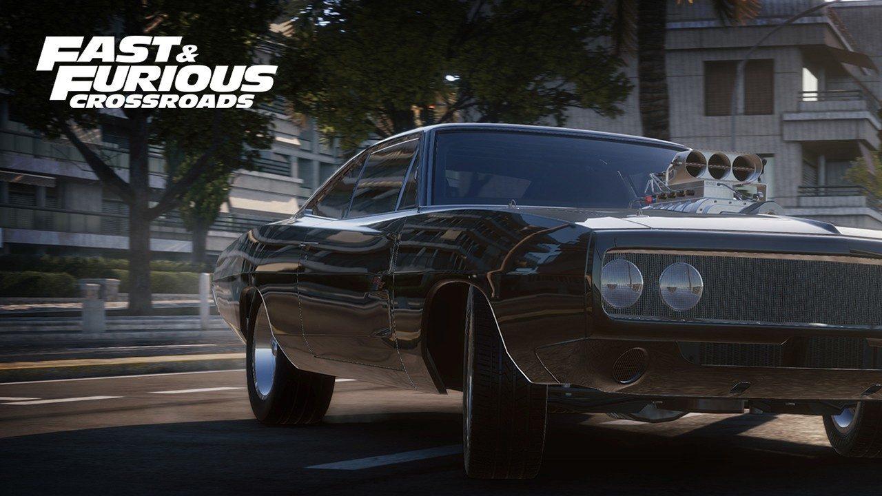 Este tráiler gameplay de Fast  Furious Crossroads...