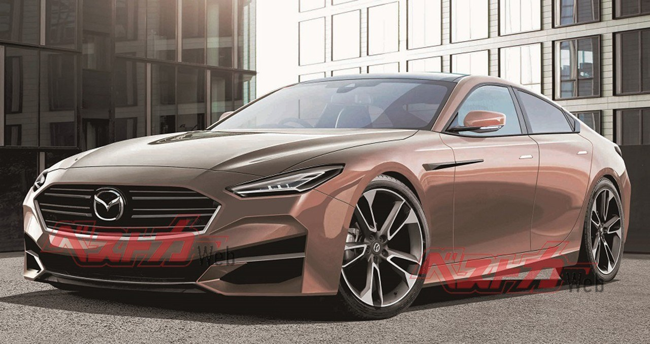 2021 Mazda 6 Coupe Review and Release date