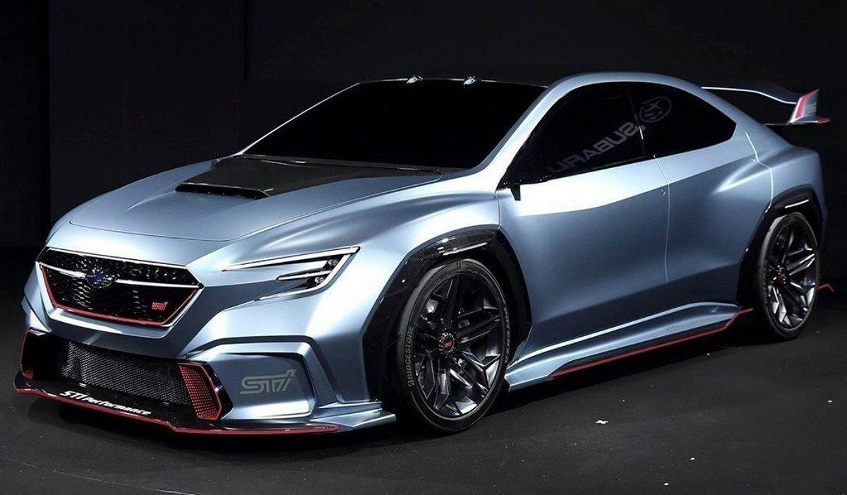 2021 Subaru Wrx Model