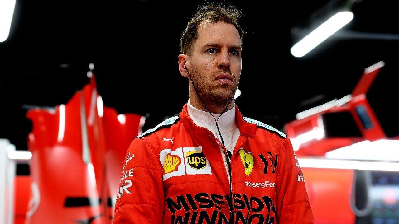 Se retira Vettel a final de año? Así se despide de Ferrari - Motor.es