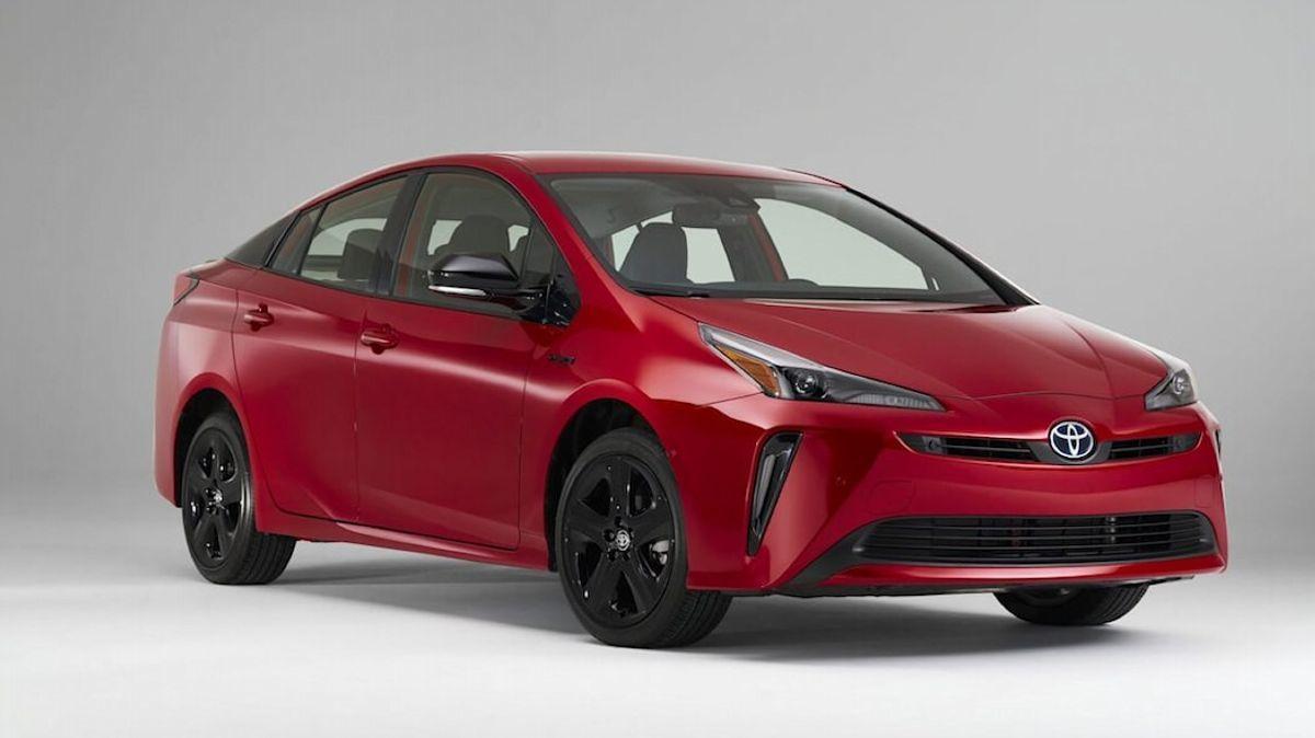 2020 Toyota Prius Pictures Performance