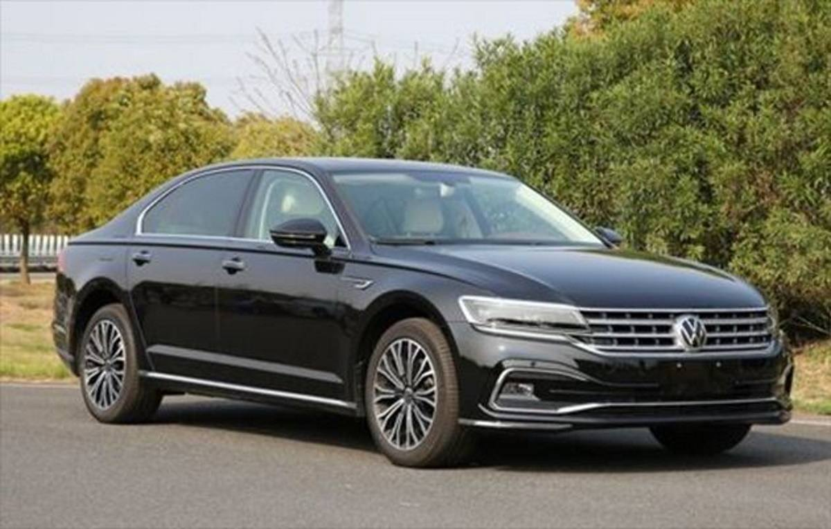 2021 VW Phaeton Research New