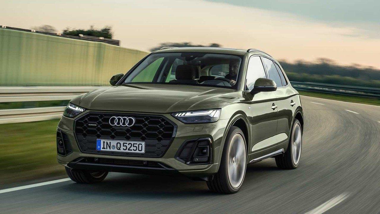 Audi Q5 2021 El Popular Suv De Lujo Estrena Diseño Tecnología Y Mucho Más Motor Es
