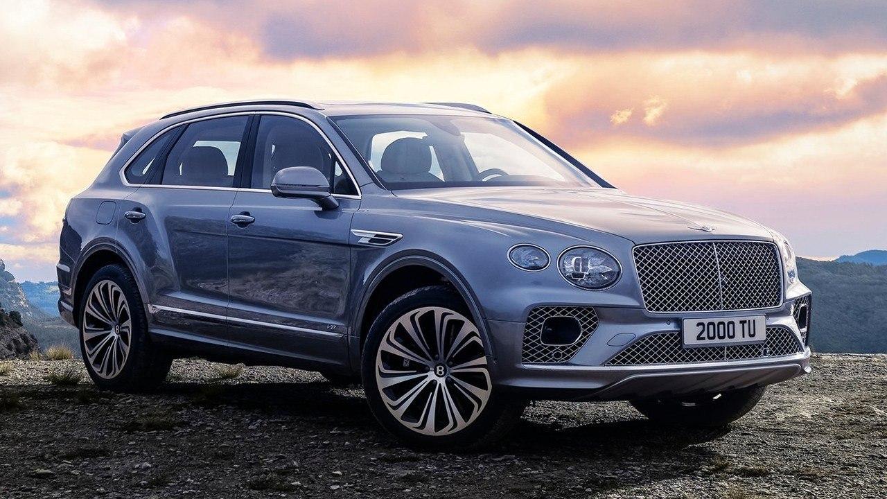 Bentley Bentayga 2021 El Suv De Superlujo Se Pone Al Dia Motor Es