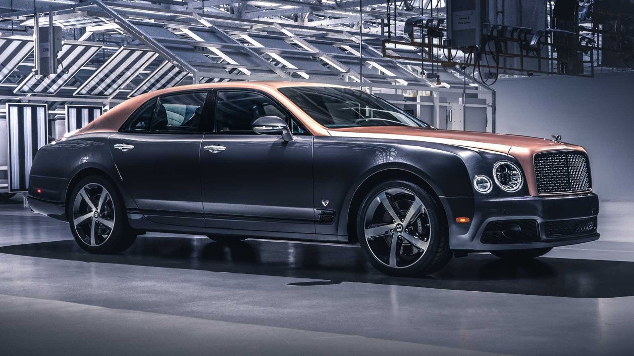 2021 Bentley Muslane Redesign and Review