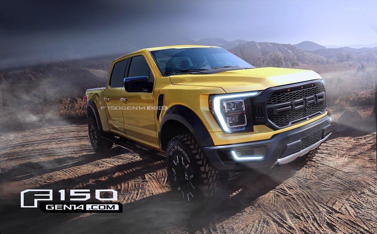 2021 All Ford F150 Raptor Images